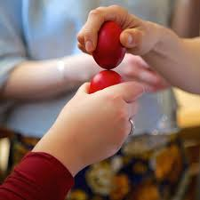 Decorating Easter Eggs Tradition by Why Greeks Eggs On Easter The Pappas Post