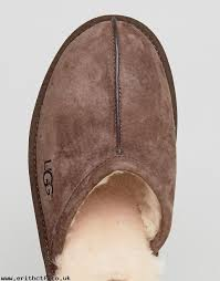 ugg boots sale gold coast s shoes gold coast ugg scuff suede mule slippers in brown