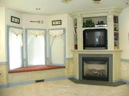 corner fireplace mantels wood ideas gas 579 interior decor