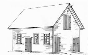 Free Wooden Toy Barn Plans by 6 Free Barn Plans