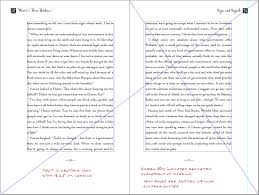 book design basics part 1 margins and leading