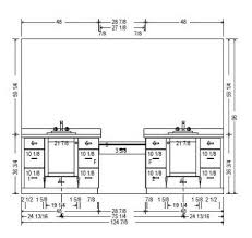 standard bathroom vanity height and depth bathroom decor ideas