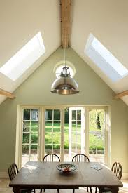 vaulted ceilings farrow and ball cooking apple green designed by