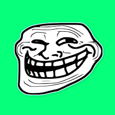 Troll Meme Mask - trollface rage comic meme mask by rapmasks unwelcome greetings