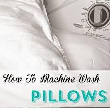 Duvet In Washing Machine Best 25 Wash Pillows Ideas On Pinterest Whiten Pillows Wash