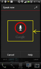 voice search app for android android how to change from speak now voice search