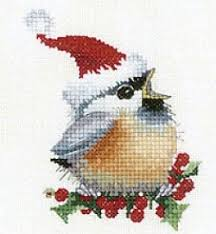 473 embroidery winter images embroidery cross