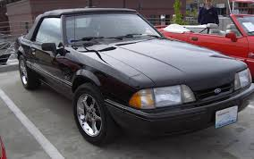 1990 mustang gt convertible value black 1990 ford mustang 25th anniversary convertible