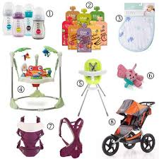 Top 10 Must Baby Items by Our Top Must Haves For The 6 Month Rohrer Studio Ar