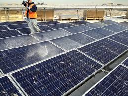 buy your own solar panels how to clean your solar panels