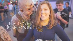 best day to go to halloween horror nights halloween horror nights 2015 at universal studios hollywood youtube