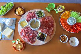 tasty eating dinner party italian