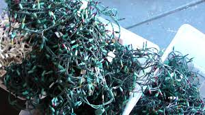 incandescent christmas lights for sale thousands of lights youtube