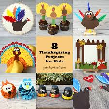 easy and thanksgiving craft projects for from http