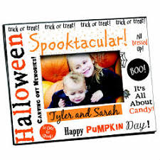 personalized halloween gifts photo frames picture frames