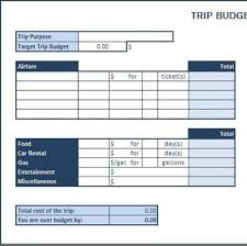 Trip Expense Tracker by Trip Budget Tracker