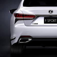 lexus vehicle make new lexus ls 500 f sport to make global debut in new york
