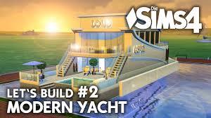 Suche Grundst K Mit Haus Yacht Bauen In Die Sims 4 Let U0027s Build 2 Hafen Grundstück Mit