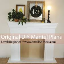 Fireplace Mantel Shelves Plans by 49 Best Diy Mantels Images On Pinterest Fireplace Ideas Mantle
