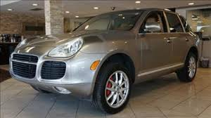 porsche cayenne 2003 for sale used 2003 porsche cayenne for sale carsforsale com