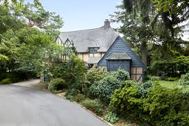 english tudor cottage charming tudor in wynnewood u0027s english village lists for 795k