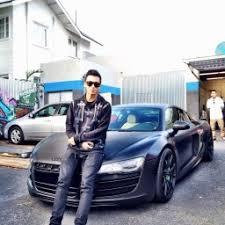 nyjah huston mercedes cls 63 amg pop magazine sports athletes and cars