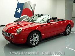 2002 Ford Thunderbird Premium Stock by Purchase Used 1 Owner 82 Ford Thunderbird Town Landau 4 2l V8