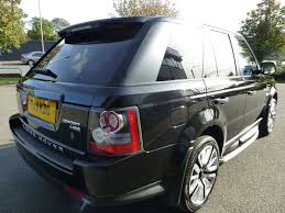 range rover stock rims used black land rover range rover sport for sale cheshire