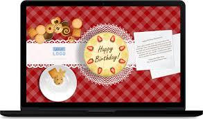 Birthday Card Sender Corporate Birthday Ecards Employees Clients Happy Birthday Cards