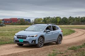 subaru sport hatchback 2018 subaru crosstrek our review cars com