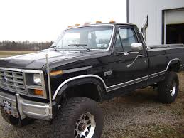 Ford Diesel Truck Performance - first gen swap into a 1986 f250 diesel bombers