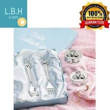 silver plated baby gifts silver plated baby gift set 4 tooth hair lock child