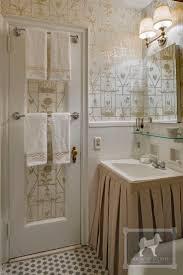 wallpapered bathrooms ideas small bathroom wallpaper ideas christmas lights decoration