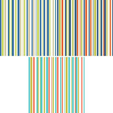 new arthouse earn your stripes striped pattern rainbow childrens