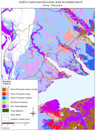 nc maps sea level rise planning maps