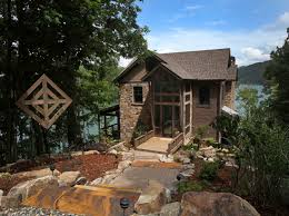modern lake house modern rustic lake house in georgia lake bluff lodge