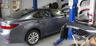 yelp lexus of bellevue rnr automotive refinishing