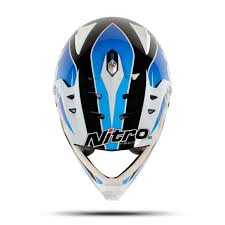 junior motocross helmets nitro raider junior kids childrens youth mx motocross off road
