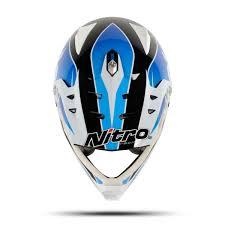 junior motocross helmets nitro raider junior kids childrens youth mx motocross off road