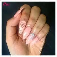 The Powder Room Salon - pretty pastel nails designed by the powder room salon u0026 spa using