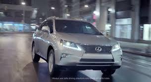 lexus car commercial 2013 lexus rx commercial sight autoevolution