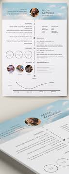 free newspaper layout template indesign resume free professional cv resume and cover letter psd templates