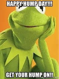 Happy Hump Day Memes - happy hump day get your hump on kermit the frog meme generator