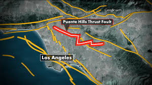 Earthquake Map Los Angeles by Seismologist We U0027re Trying To U0027prevent The End Of Los Angeles