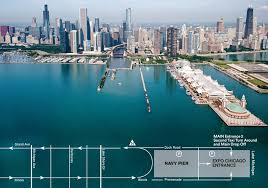 navy pier map getting to navy pier expo chicago chicago s international