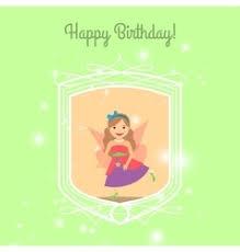princess template royalty free vector image vectorstock