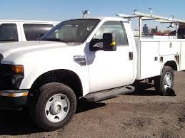 2008 Ford F350 Utility Truck - ford service utility truck for sale 11826
