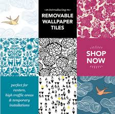 removable wallpaper uk introducing removable wallpaper tiles hygge west