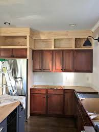 9 foot kitchen island ceiling hung cabinets 9 ft ceiling kitchen cabinets standard