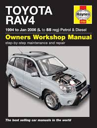 toyota rav4 repair manual haynes manual service manual workshop